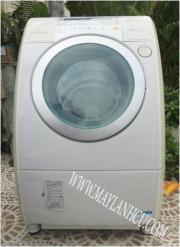 Máy Giặt cũ nội địa Nhật 7 kg,8 kg,9 kg - 2