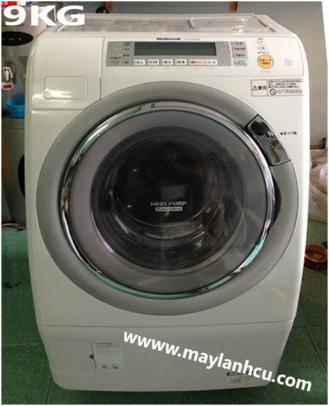 Máy Giặt cũ nội địa Nhật 7 kg,8 kg,9 kg - 12